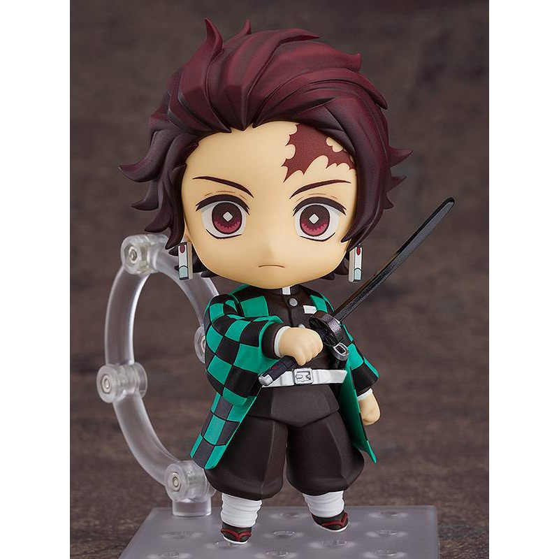 Nendoroid Demon Slayer: Kimetsu no Yaiba Tanjiro Kamado[Model Figure งานแท้]รหัสสินค้า4580590120075