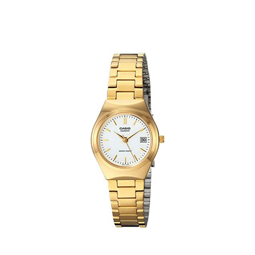 จัดส่งฟรีCASIO นาฬิกาข้อมือผู้ชาย GENERAL รุ่น LTP-1170N-7ARDF นาฬิกากันน้ำ สายสแตนเลส
