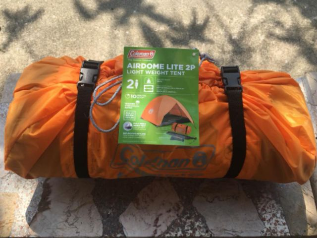 Image # 5 of Review เต้นท์ Coleman รุ่น  Airdome Lite 2P