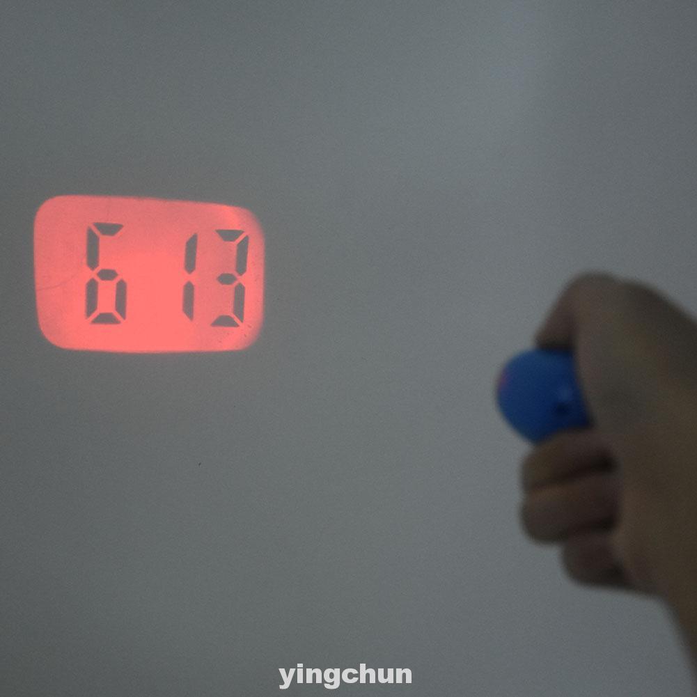 นาฬิกาโปรเจคเตอร์ฉายแสงยูวีแบบพกพา