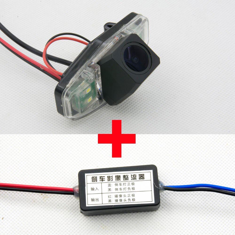 กล้องมองหลังสำหรับ Honda Accord 2008 To 2010 Civic EK FD
