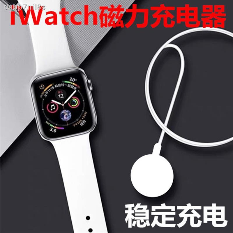 ที่ชาร์จ❅♘♟อุปกรณ์ชาร์จ Apple Watch ที่ใช้บังคับ Applewatch Magnetic Wireless Series 6/5/4/3/21 Universal First Generati
