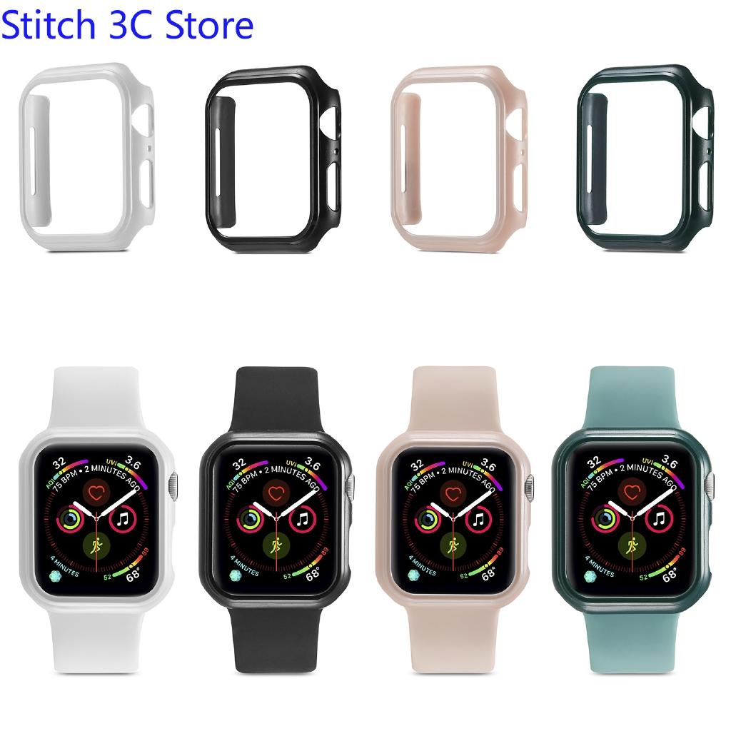 เคส apple watch case 40 มม. 44 มม. series  6 SE 5 4 3 38 มม. 42 มม.40MM 44MM