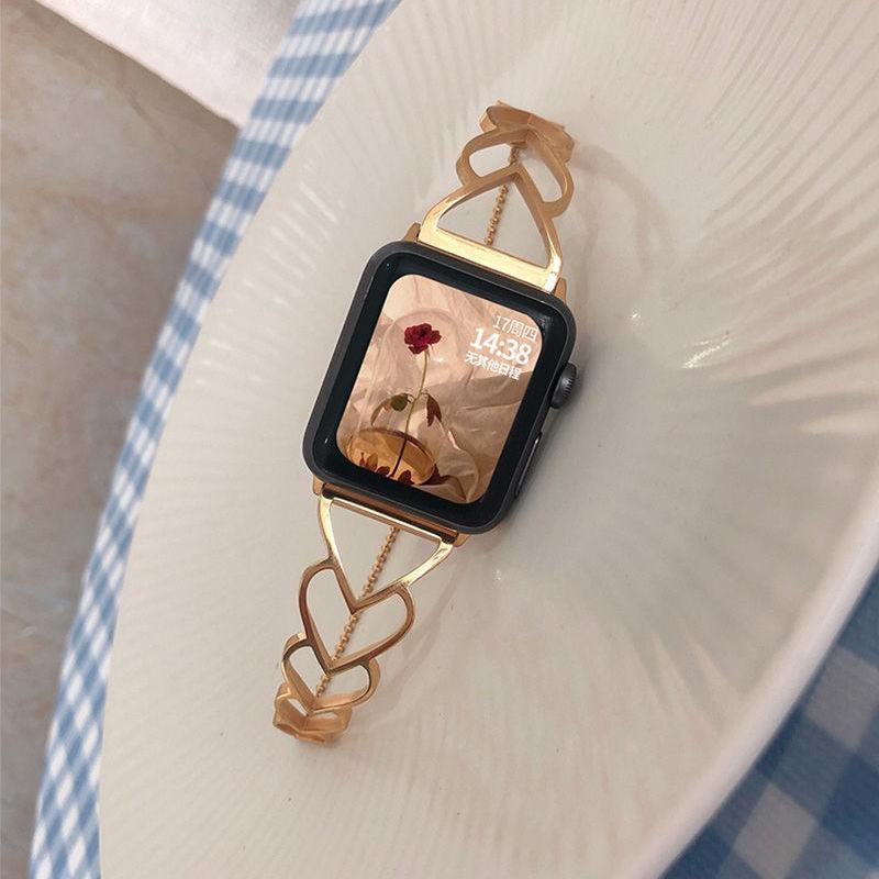 สายนาฬิกาข้อมือสําหรับ Apple Watch Applewatch 6 Applewatch 5