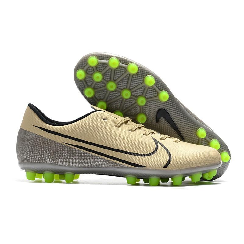 ต้นฉบับ 100%  Nike Dream Speed Mercurial Vapor 13 Academy AG Football shoes 2095019 รองเท้าฟุตบอล