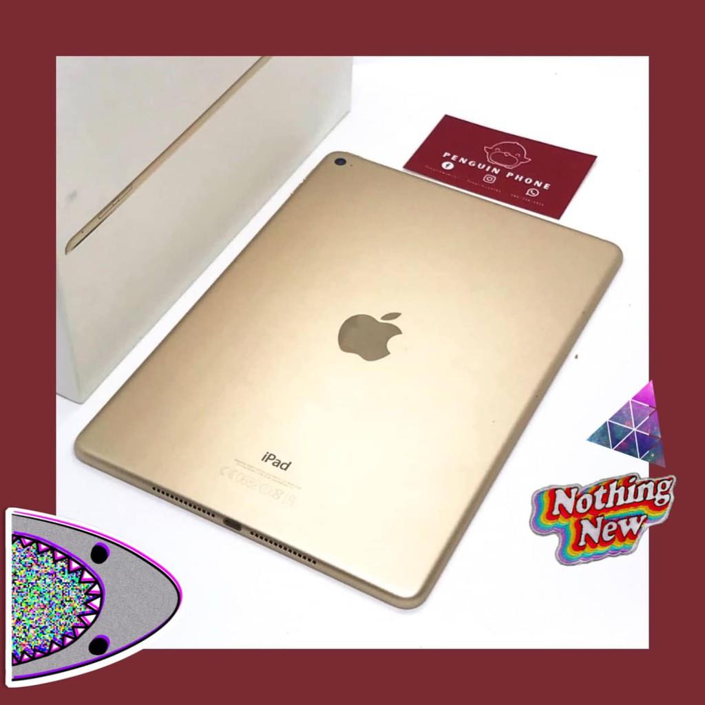 iPad Air 2 16GB Wifi สี Gold มือสอง สภาพ 95% [ไอแพด ไอแพดมือสอง ไอแพดราคาถูก iPad iPadมือสอง มือ2 ราคาถูก]