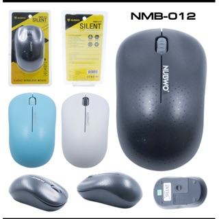 Review Nubwo NMB-012 Silent 2.4 ghz wirless mouse