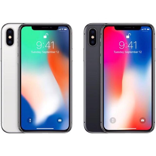iPhone X 64Gb  Model TH มือสองเครื่องศูนย์ไทย ประกันศูนย์ ยังเหลือ【Love Apple Life】