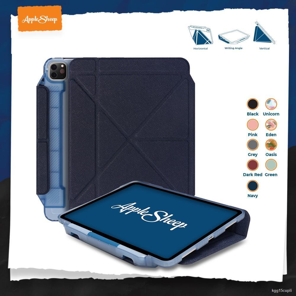 ☎People Case For iPad pro 11 2020 รุ่นใหม่ล่าสุดจาก AppleSheep ใส่ปากกาพร้อมปลอกได้ [พร้อมส่งจากไทย]