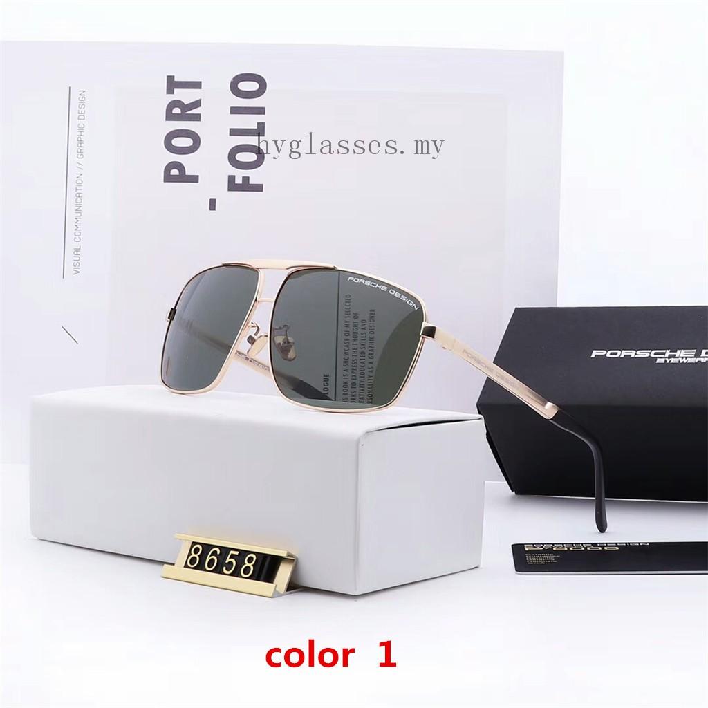 แว่นตากันแดดสำหรับผู้ชาย Polarized