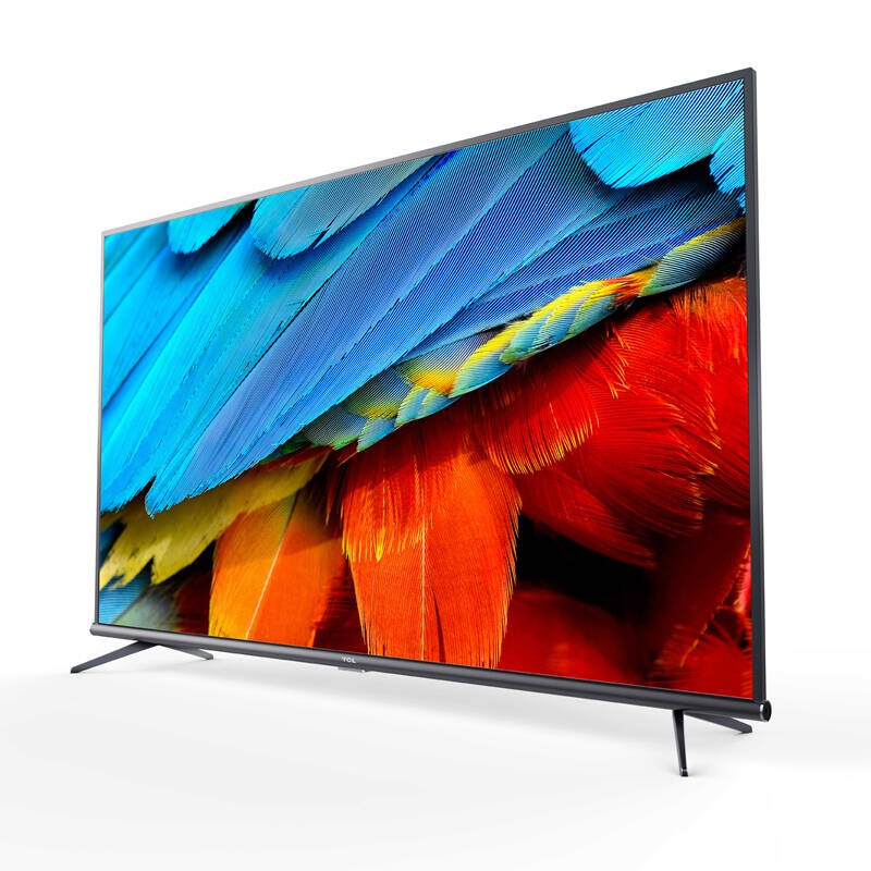 TCL ทีวี 55 นิ้ว LED 4K UHD Android TV 9.0 Wifi Smart OS รุ่น 55T6  Clearance