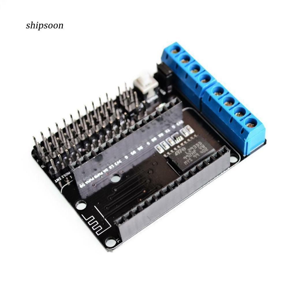 L293D Expansion Board ESP8266 ESP-12E DEV Development Board for Arduino