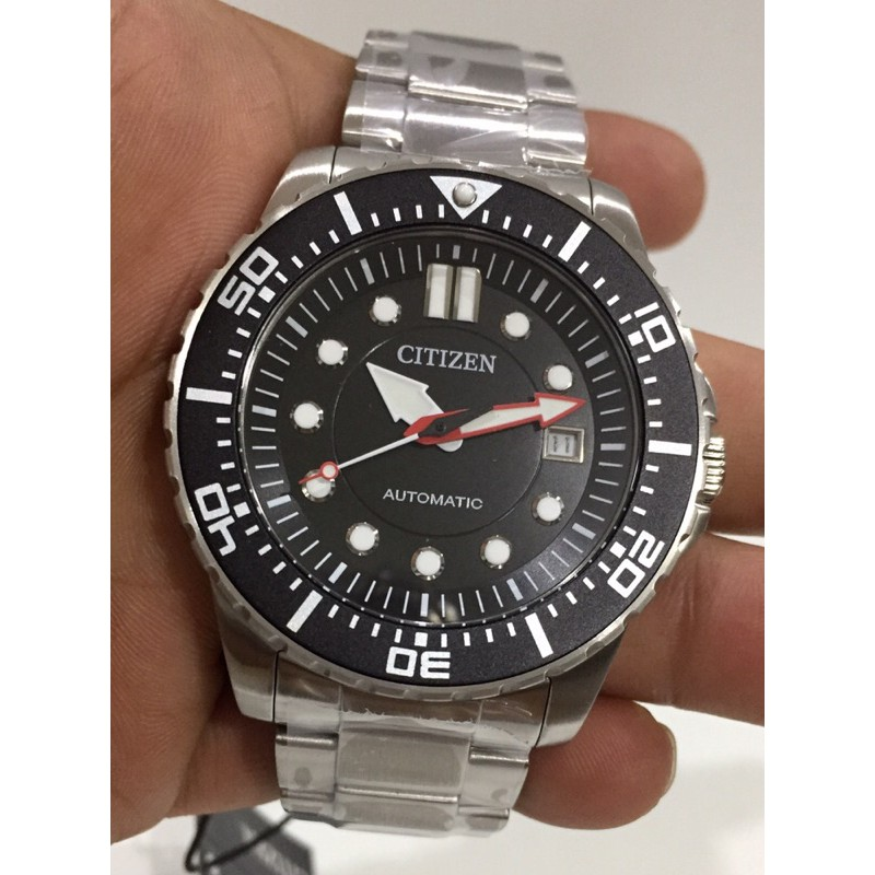 Citizen Automatic Diver's100M NJ0120-81