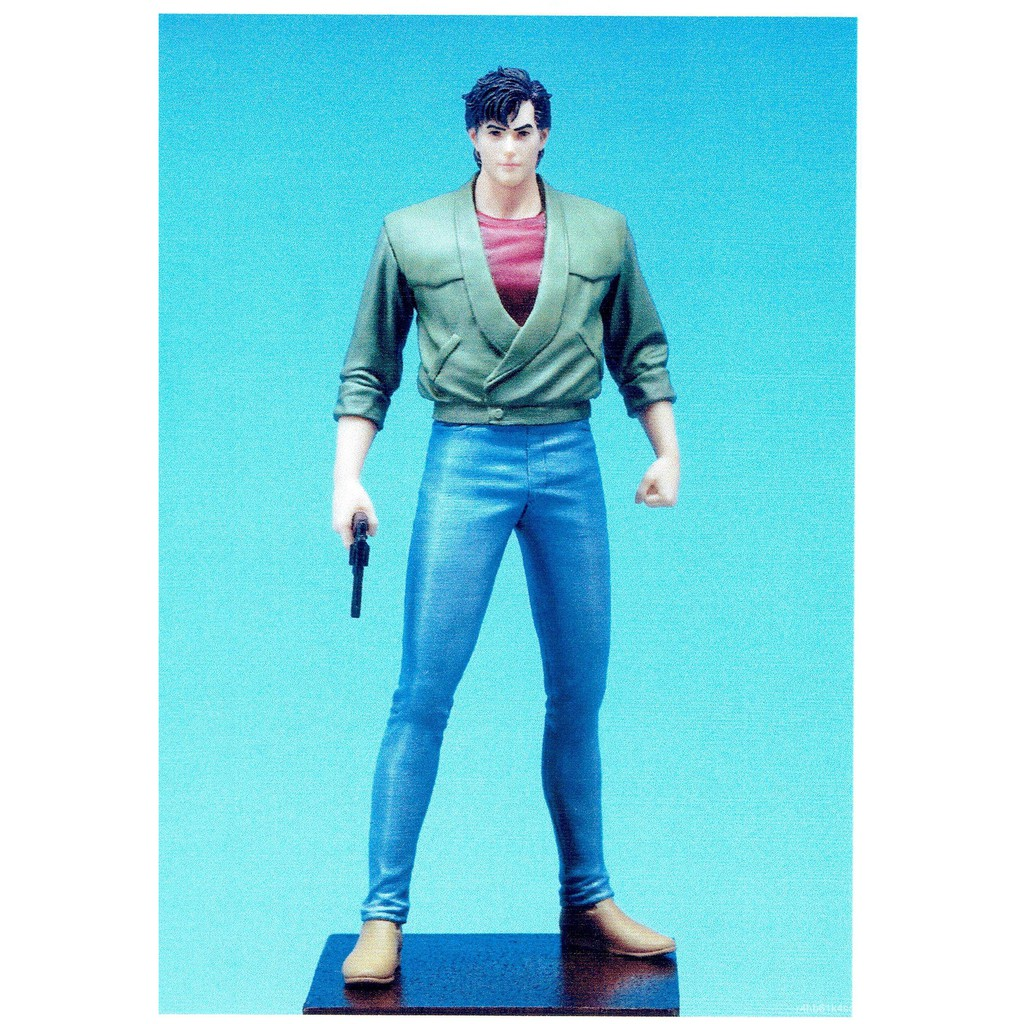 Resin Figure Kit 1/20 City Hunter Mr.Mumble Garage Resin Kit#¥%¥# AIrA