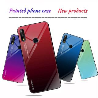 Review ASUS Zenfone Max Pro ( M1 ) ( M2 ) ZB601KL ZB602KL ZB631KL ZB633KL Tempered Glass Luxury Gradient Bussiness Case