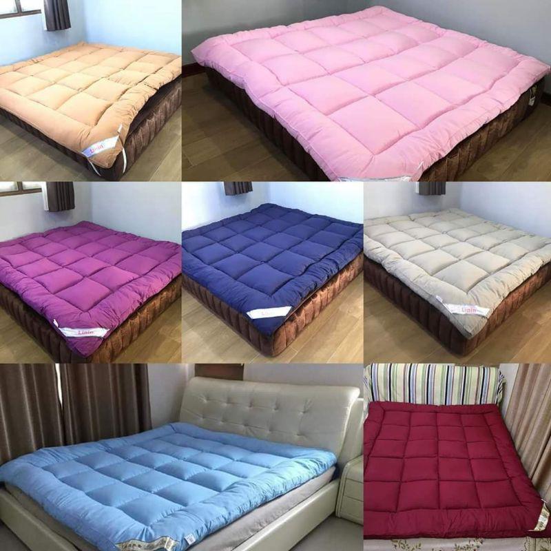 ครบสี/ครบไซส์🎉 Topper ท็อปเปอร์ ที่นอนเพื่อสุขภาพ ขนาด3ฟุต,5ฟุต,6ฟุต