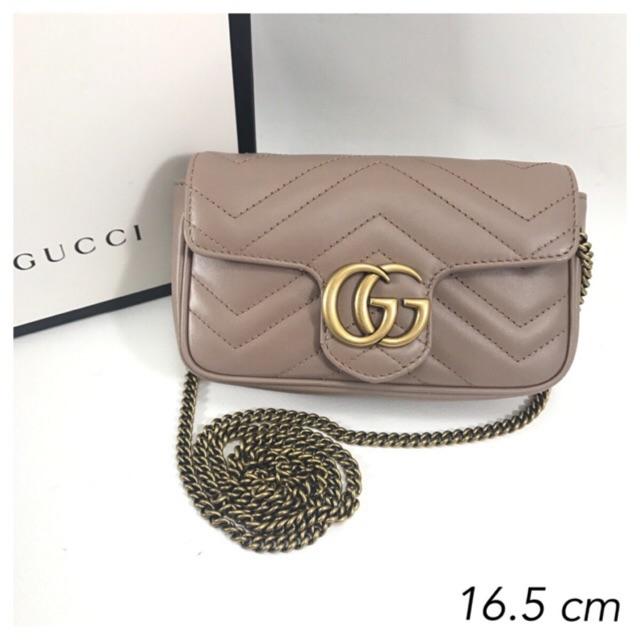 c0fe7ad7314c gucci marmont - ราคาและดีล กระเป๋าสะพายข้าง - กระเป๋า กุมภา 2019   Shopee  Thailand