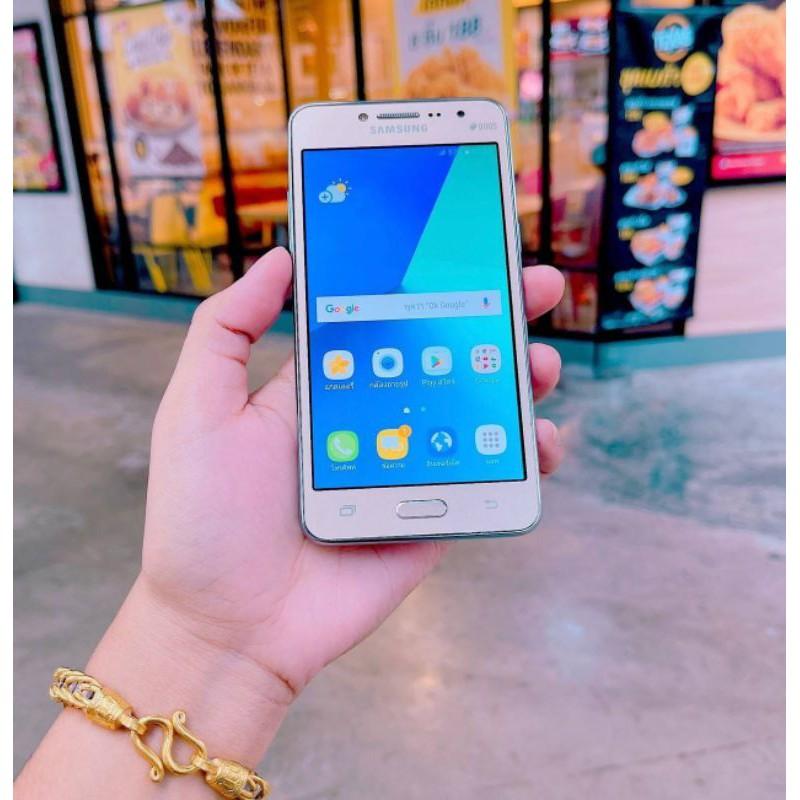Samsung J2 Prime สีทอง แถมเคส💸ราคา 1500 บาท✔หน้าจอ5นิ้ว เครื่องแท้✔