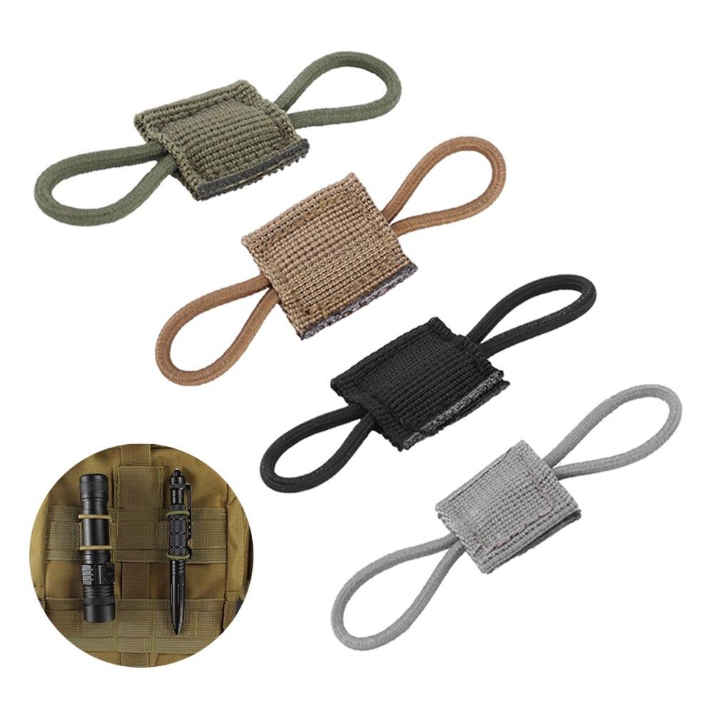 กระเป๋าเป้สะพายหลังหัวเข็มขัดยืดหยุ่นเหมาะกับการพกพาเดินทางตั้งแคมป์