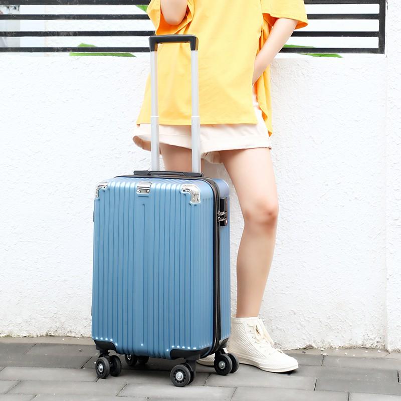 กระเป๋าเป้สะพายหลังinsนักเรียนหญิงชายที่มีกระเป๋าเดินทางขนาดเล็ก20-รหัสผ่านนิ้ว Pi Xiang Zi24