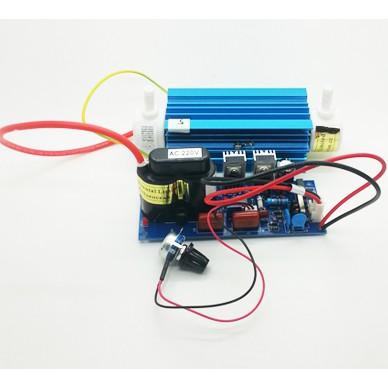 เครื่องผลิตโอโซน DIY 220v 3gใช้ได้ทั้งน้ำและอากาศ ผลิตโอโซนอากาศ ผลิตโอโซนน้ำให้มีโอโซนบริสุทธิ์