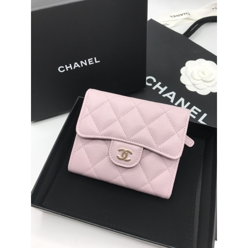 New Chanel Classic Small Flap Wallet