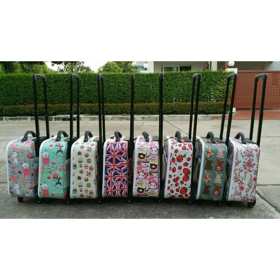 """กระเป๋าเดินทางล้อลาก รุ่นมินิ 15"""""""