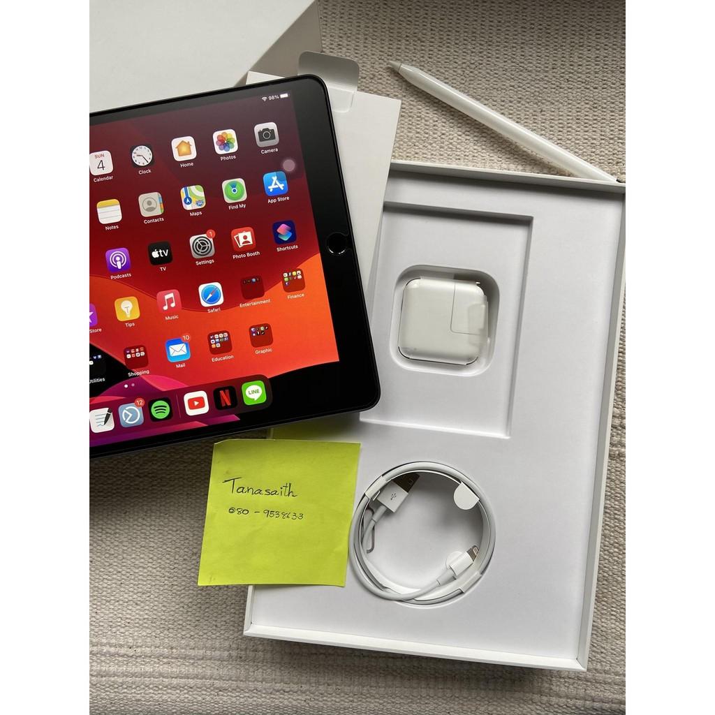iPad Air 3 - Wifi + Cellular 64GB (Space Grey) มือสอง ประกันศูนย์เหลือ