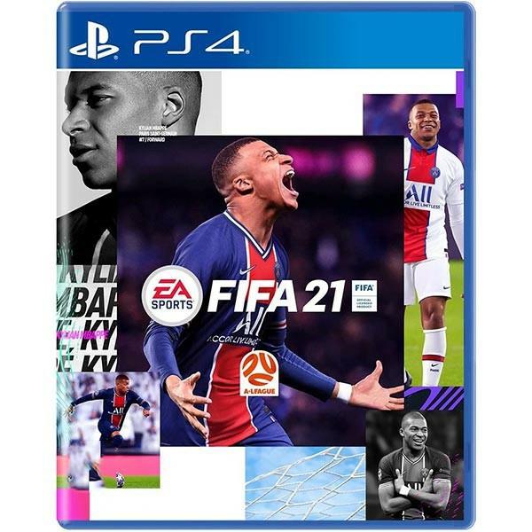 🔥PS4 FIFA 21 Full Game Digital Download Fifa 2021