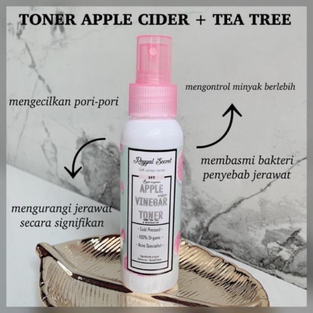 โทนเนอร์แอปเปิ้ล Cider