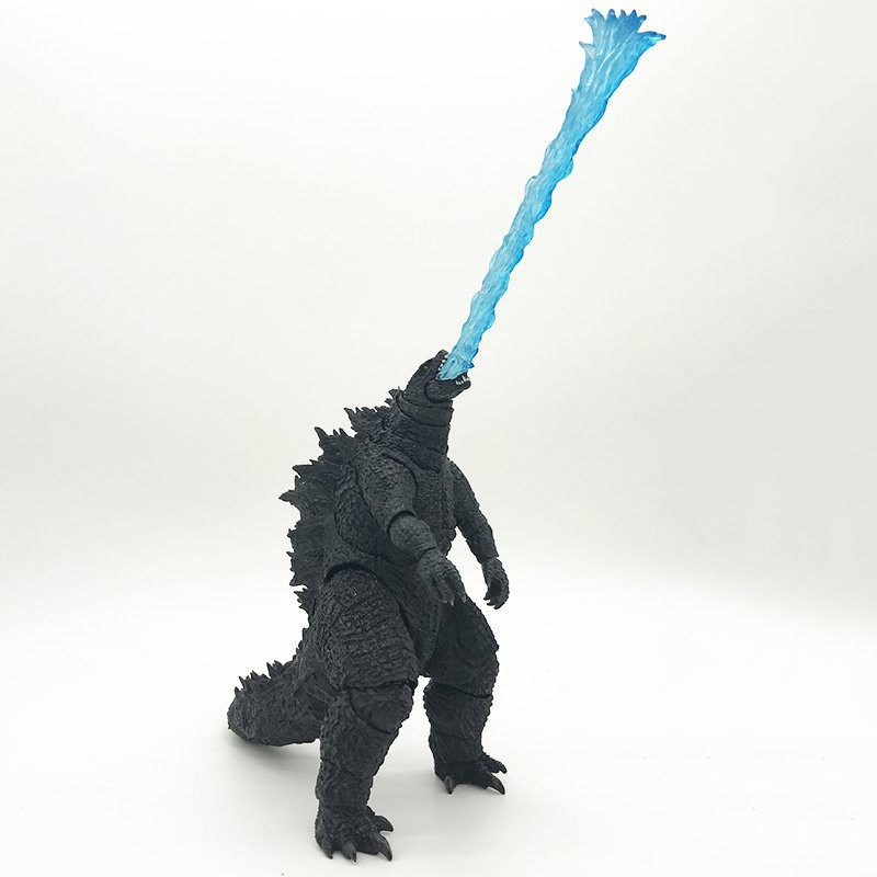 Bandai Godzilla Vs King Kong 18CM Figure 2021 Skeleton Skull Island Gorilla Monsters Anime Action Figure Assembled Model