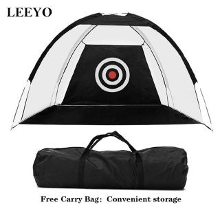 leeyo315 1m Folding Sports Training Cage Golf For Indoor Outdoor Garden Exercise Equipment Golf Practice Net Vintage