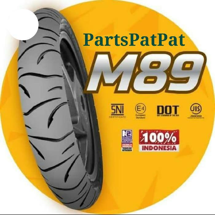 ยางรถจักรยานยนต์ Mizzle M89 130 / 70-14