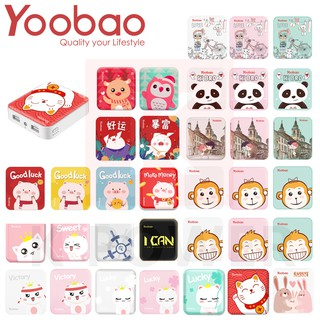 Yoobao Power Bank 20000mAh MG20 NEWSTYLE แบตเตอรี่สำรอง Power Bank cute large capacity 2A Fast Universal C