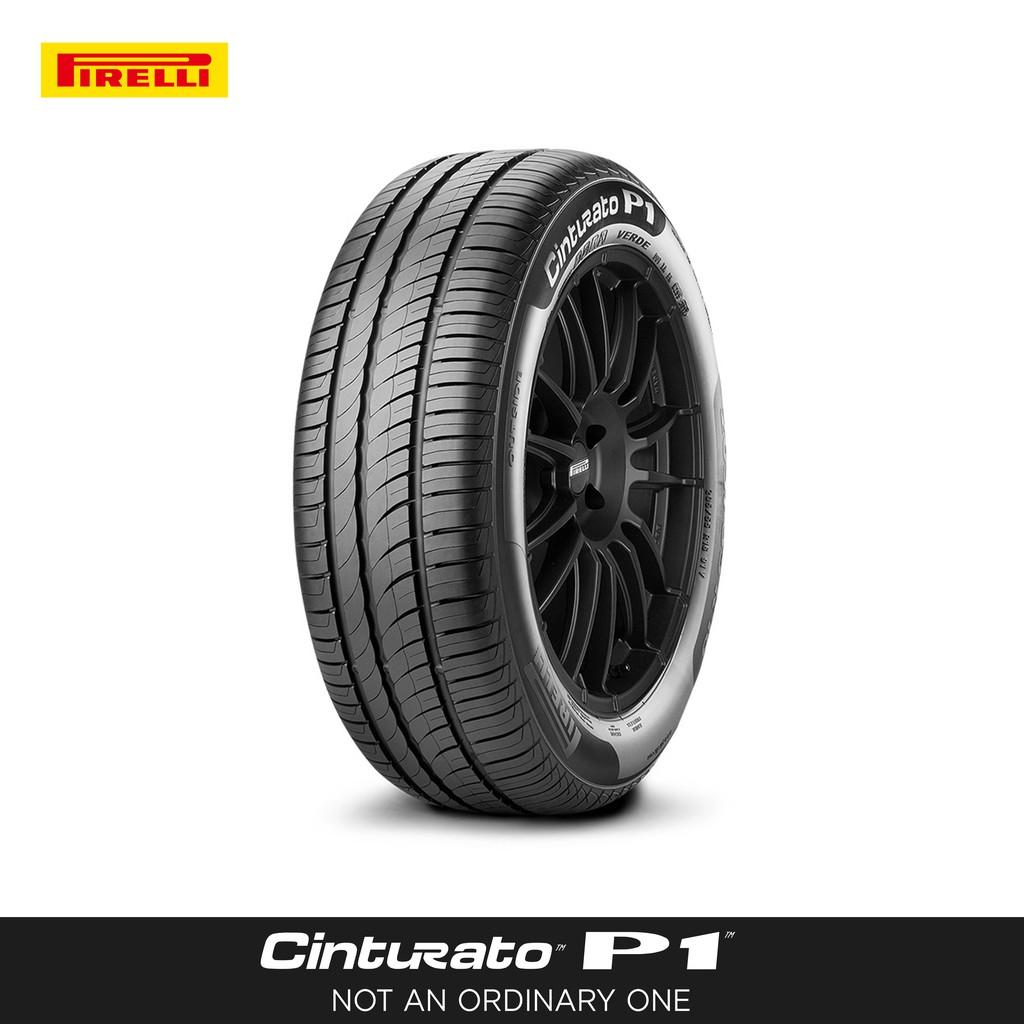 [ติดตั้งฟรี 215/50R17] PIRELLI ยางรถยนต์  รุ่น CINTURATO P1 (4 เส้น) (สอบถามสต็อกก่อนสั่งซื้อ)