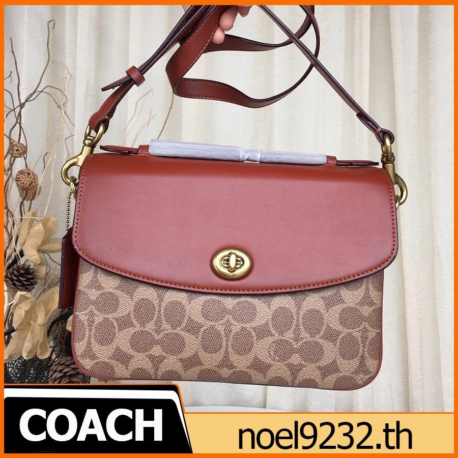 กระเป๋าผู้หญิง Coach แท้/ F68349 / กระเป๋าสะพายไหล่ผู้หญิง /กระเป๋าสะพายข้าง /crossbody bag