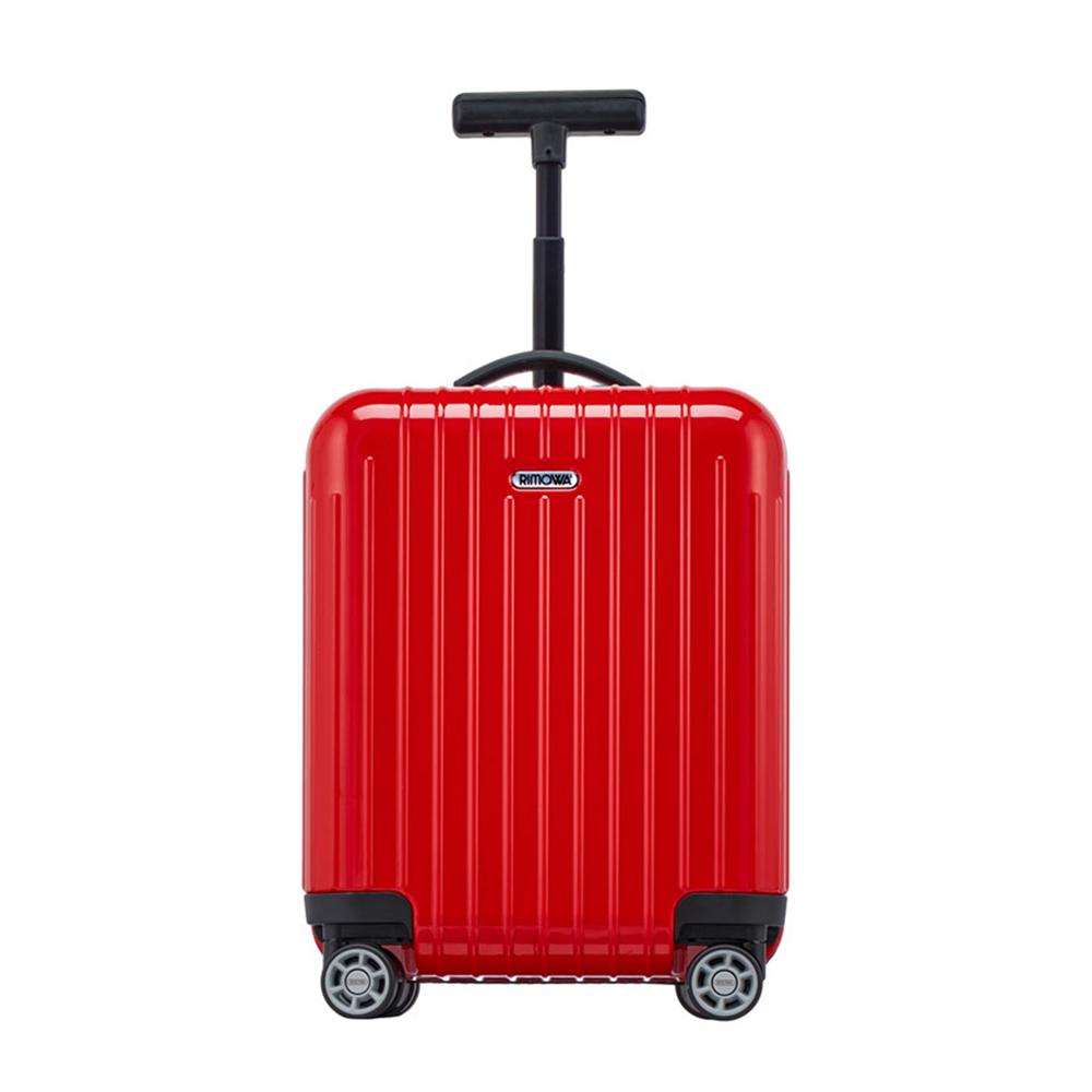 ◑ろ เคสรถเข็นเด็ก กระเป๋าเดินทาง กระเป๋าเดินทาง [โดยตรง] rimowa Riwa SALSA AIR ชุดรถเข็น17นิ้วสำหรับเด็กตัวถัง820.42
