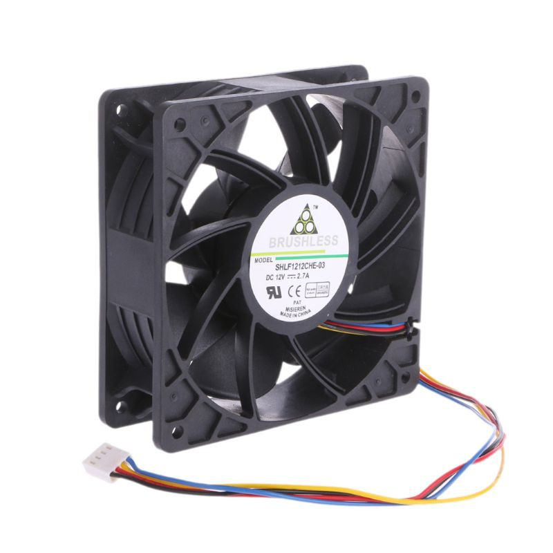 40mm x 10mm 3Pin 12V DC Brushless PC Computer Cooling Fan DT