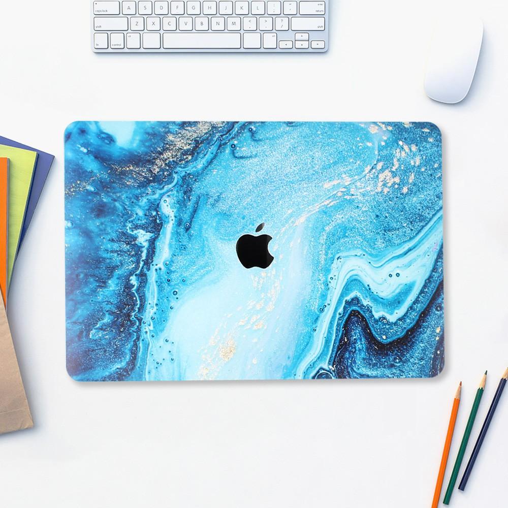 Ocean Sea Wave Design Hard Cover Case For Macbook Pro Retina Air 11 12 13 15