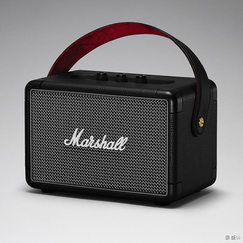 Marshall Kilburn II Black ทองดำ ลำโพงบลูทูธ มาร์แชล ลำโพงบลูทูธเบสหนัก ลำโพงคอมพิวเตอร์ ลำโพง Bluetooth ประกัน 1 ปี