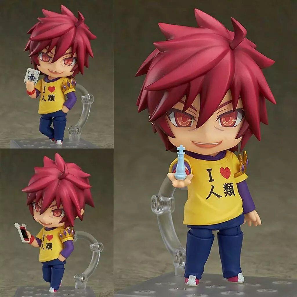 Good Smile No Game No Life Jibril Nendoroid Action Figure