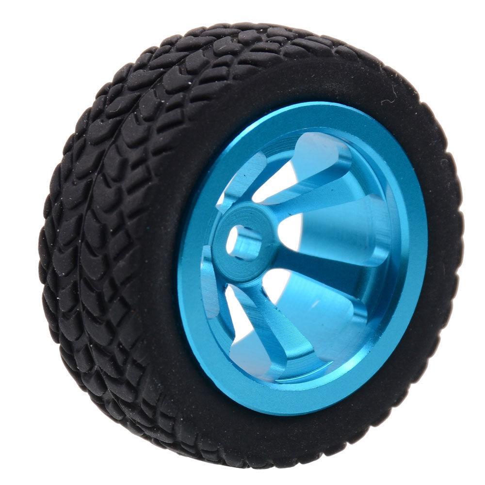 4x Wheel Rim  D:52mm  W:26mm Offset 6mm HSP HPI 1:10 On-Road Drift Car Tire 715B