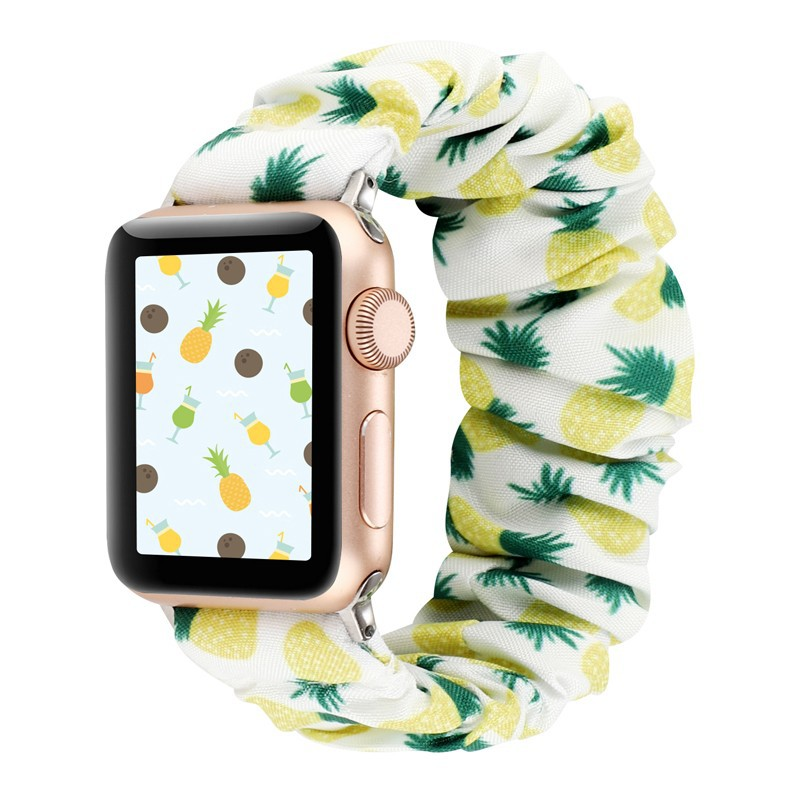 สายนาฬิกาข้อมือ Apple Watch 5 Band 40 มม . Series 5 4 3 Iwatch