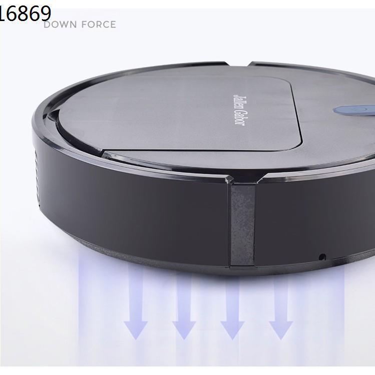 หุ่นยนต์ดูดฝุ่น ☂พร้อมส่งq✸♈❣Jallen Gabor หุ่นยนต์ดูดฝุ่น กวาด ดูด ฝุ่น อัตโนมัติ สินค้าจำนวนจำกัด สนใจสั่งซื้อได