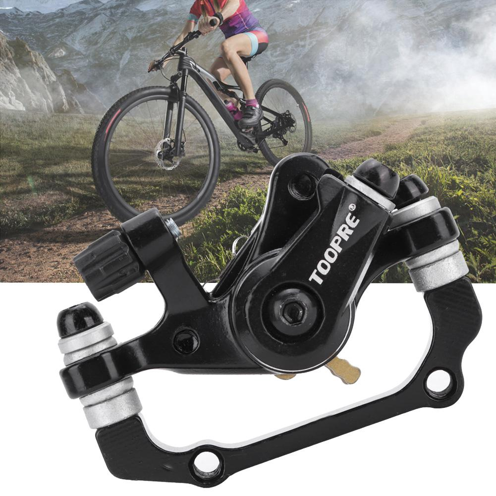 1 Pair Cycling MTB Bicycle Mechanical Disc Brake Front+Rear Calipers 160mm