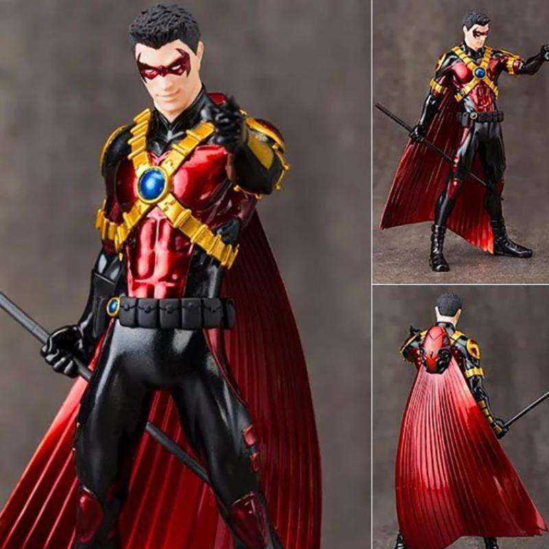 ARTFX+ DC Red Robin Action Figure Collectible Model Toy 18cm