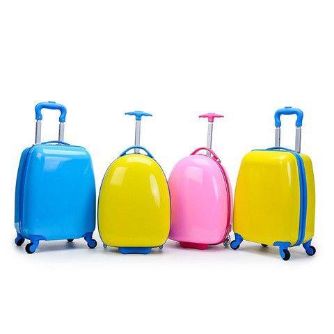 ✟✉รถเข็นเด็กกระเป๋าเดินทาง 16 นิ้ว 18 19 20 นิ้วกระเป๋าเดินทางขนาดเล็กชายและหญิงกระเป๋าเดินทางกระเป๋าเดินทางเด็กกระเป๋า