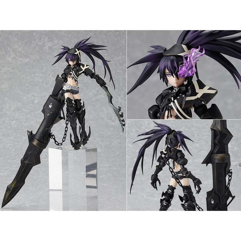 ❤ Anime Black Rock Shooter Action Figures Figma SP 041 INSANE