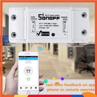 สถานที่ขายที่มีชื่อเสียง Sonoff 4Ch Pro User Manual