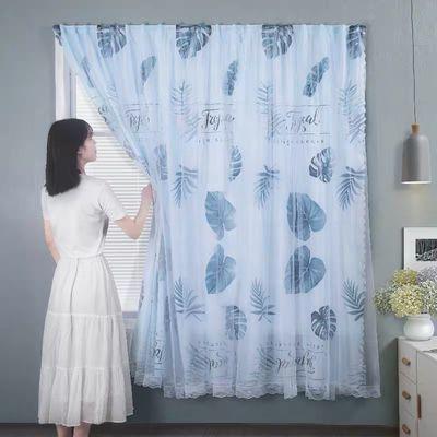 💥เป็นที่นิยม💥 ผ้าม่านประตู ผ้าม่านหน้าต่าง ผ้าม่านสำเร็จรูป ม่านเวลโครม่านทึบผ้าม่านกันฝุ่น ใช้ตีนตุ๊กแก#🌈